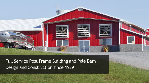Rochester Syracuse NY Post Frame Pole Barn Design Construction Contractor