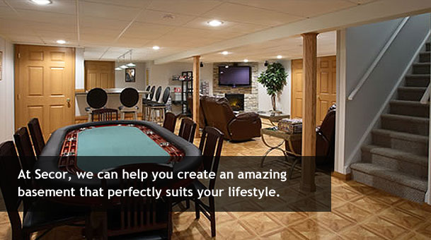 Basement Remodeling And Refinishing Syracuse Rochester Best Basement Renovation Design