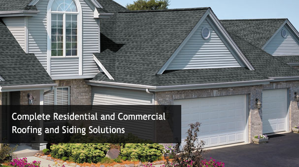 Roofing and Siding - Residential, Commercial. Rochester Syracuse Geneva Skaneateles Newark NY