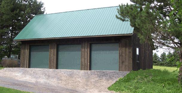 Pole Barns Post Frame Building Advantages, Can You Put A Basement Under Pole Building